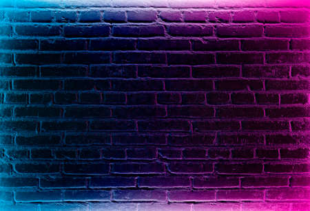 Photo for Color neon electronic style disco background concept. - Royalty Free Image