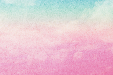 Foto de Abstract color clouds sky pastel color,Creative colorful color  background,Abstract gradation color pastel. - Imagen libre de derechos