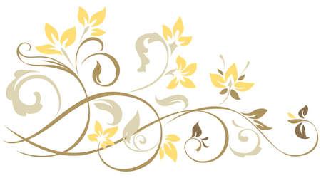 Foto de vector vintage element for design - Imagen libre de derechos