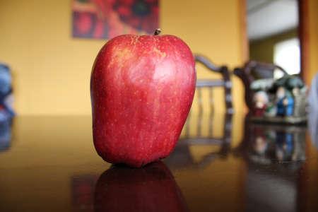 Foto de Red Apple - Imagen libre de derechos