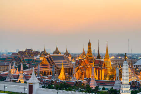 Foto de Grand Palace, Bangkok, Thailand - Imagen libre de derechos