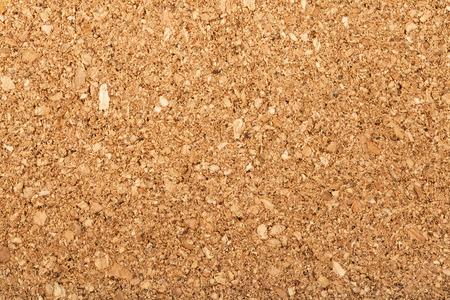 Foto de Empty bulletin board, cork board texture or background - Imagen libre de derechos