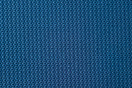 Photo for Texture of blue rubber, studio, subject survey - Royalty Free Image
