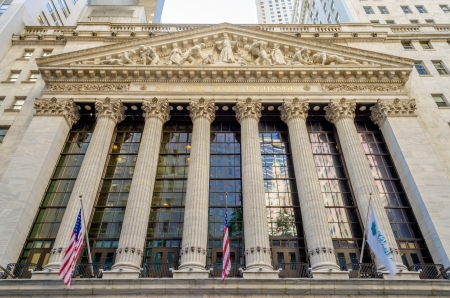 Photo for Wall Street, New York City - Royalty Free Image
