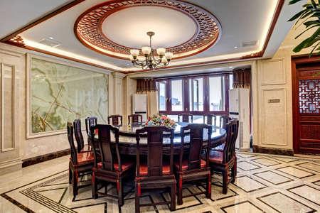 Photo pour Restaurant interior - image libre de droit
