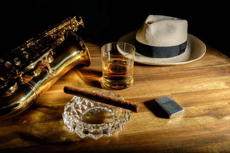 Photo pour cuban bar - image libre de droit