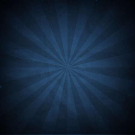 Ilustración de Dark Blue Background With Gradient Mesh, Vector Illustration - Imagen libre de derechos