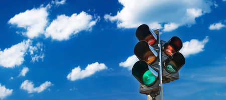 Photo for Traffic light - Royalty Free Image
