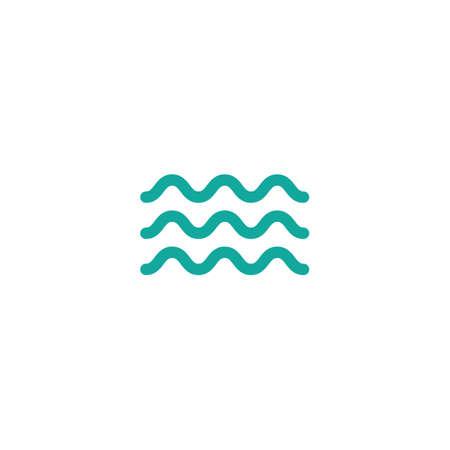 Ilustración de Waves - Imagen libre de derechos