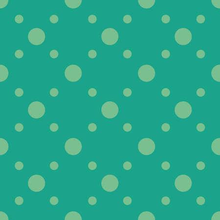 Illustration pour a seamless circles pattern illustration. - image libre de droit