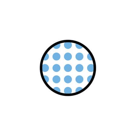 Ilustración de golf ball - Imagen libre de derechos