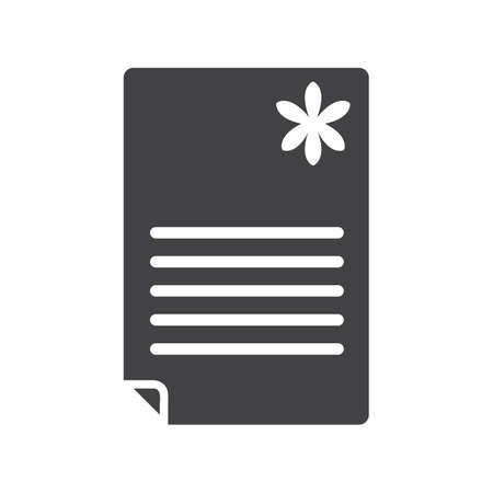 Ilustración de spa pamphlet - Imagen libre de derechos