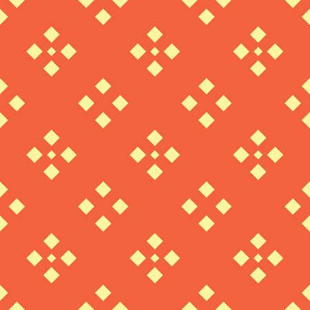 Illustration pour A seamless rhombus pattern illustration. - image libre de droit