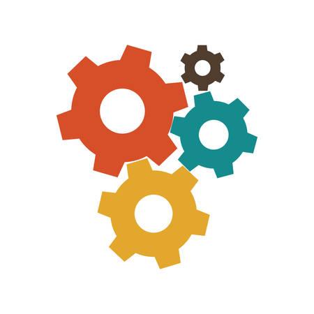 Ilustración de gears - Imagen libre de derechos
