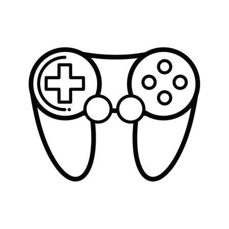 Ilustración de Joystick - Imagen libre de derechos