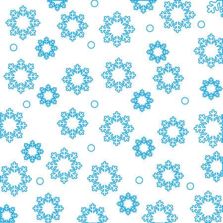Illustration pour christmas pattern background - image libre de droit