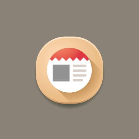 Ilustración de account icon - Imagen libre de derechos