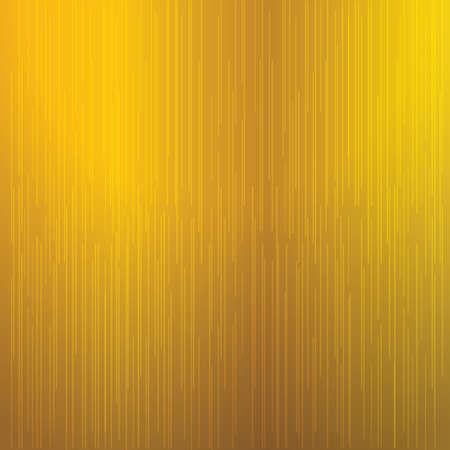 Ilustración de gold metal background - Imagen libre de derechos