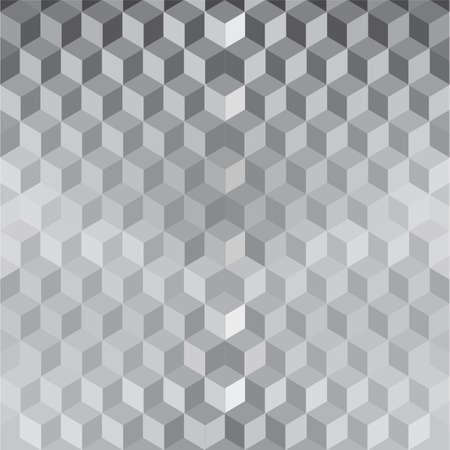 Ilustración de cube background - Imagen libre de derechos