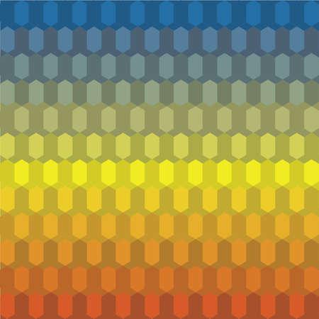 Ilustración de geometric background - Imagen libre de derechos