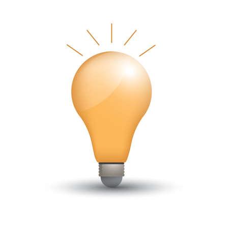 Illustration pour bulb - image libre de droit