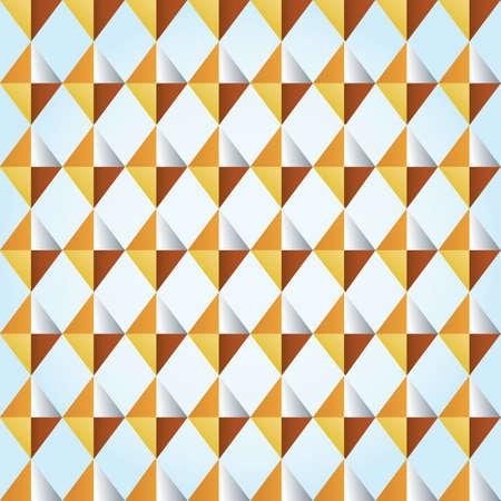 Illustration pour seamless rhombus background - image libre de droit