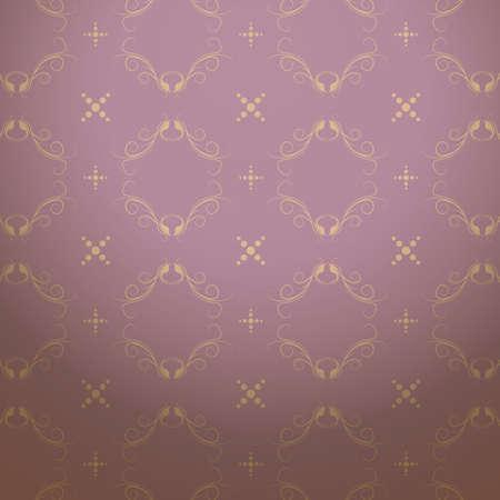 Ilustración de floral background - Imagen libre de derechos