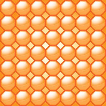 Ilustración de octagon background - Imagen libre de derechos