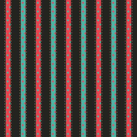 Illustration pour seamless stripes background - image libre de droit