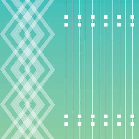Ilustración de seamless abstract background - Imagen libre de derechos