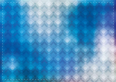 Illustration pour abstract geometric background - image libre de droit