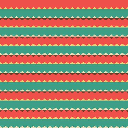 Ilustración de seamless triangle background - Imagen libre de derechos