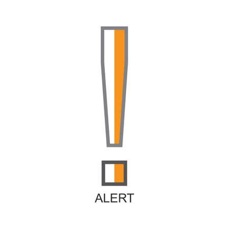 Illustration pour Alert - image libre de droit