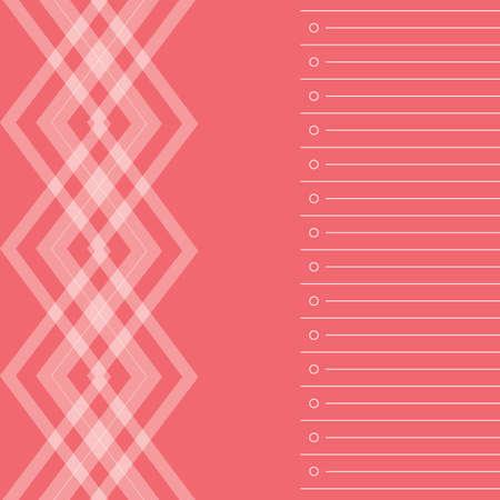 Illustration pour seamless abstract background - image libre de droit