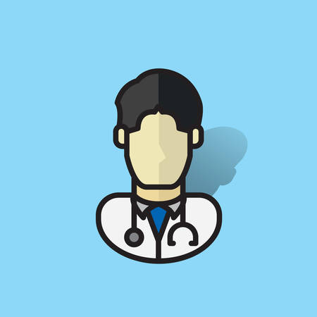Illustration for Doctor - Royalty Free Image