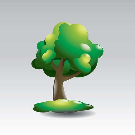 Ilustración de tree - Imagen libre de derechos