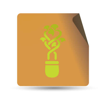 Ilustración de potted plant - Imagen libre de derechos