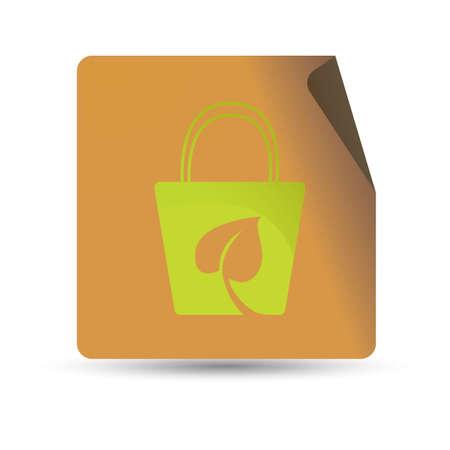 Ilustración de hand bag - Imagen libre de derechos