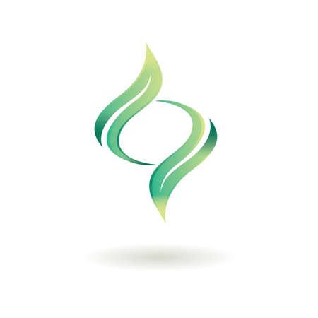Ilustración de abstract logo - Imagen libre de derechos