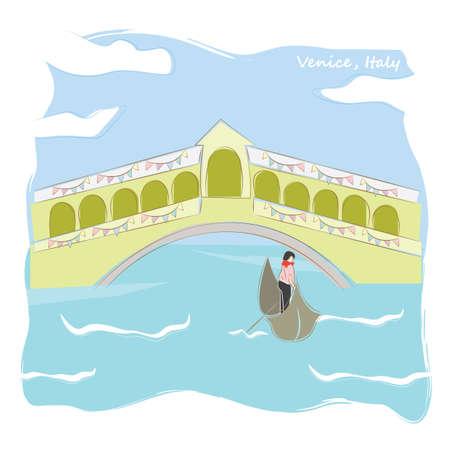 Ilustración de venetian carnival - Imagen libre de derechos