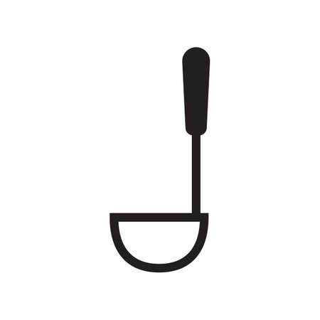 Ilustración de ladle - Imagen libre de derechos