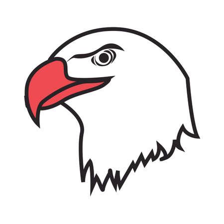 Illustration pour eagle - image libre de droit