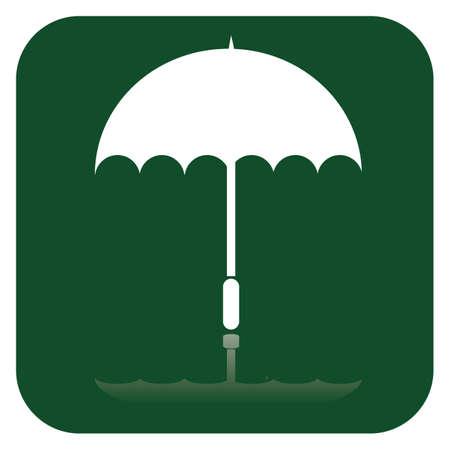 Ilustración de umbrella - Imagen libre de derechos