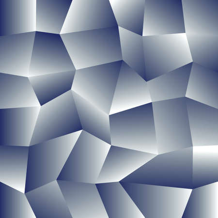 Ilustración de A geometric background illustration. - Imagen libre de derechos