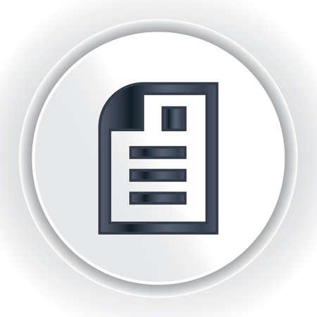 Photo pour document sheet - image libre de droit