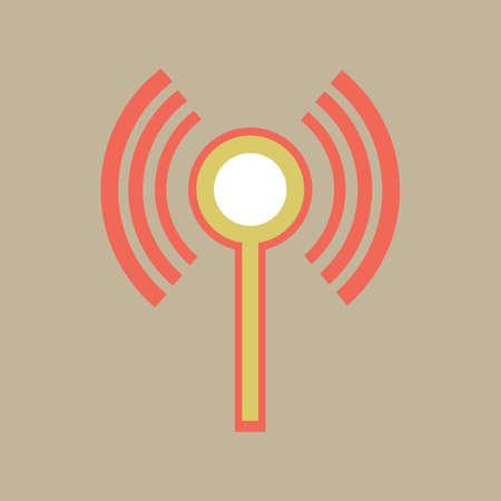 Illustration pour wifi - image libre de droit