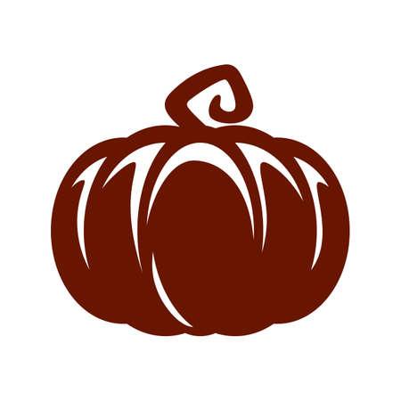 Illustration for pumpkin - Royalty Free Image