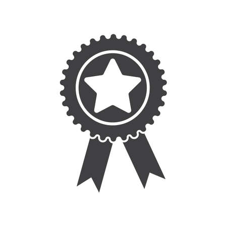 Illustration for Medal icon - Royalty Free Image