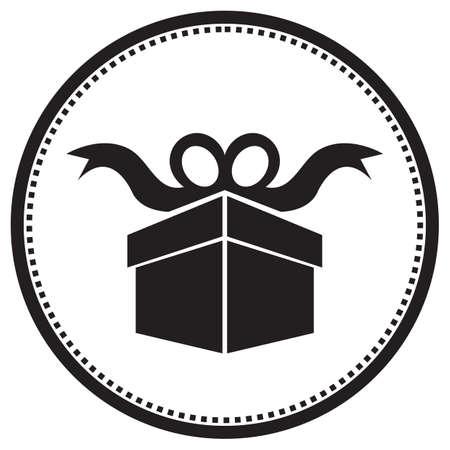 Illustration pour gift box - image libre de droit