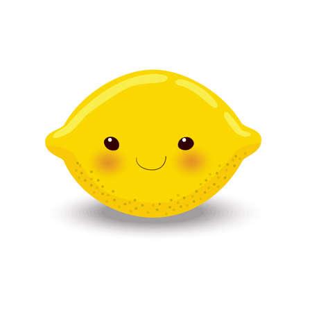 Ilustración de lemon - Imagen libre de derechos